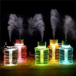 Room Air Freshener Humidifier With LED Night Light