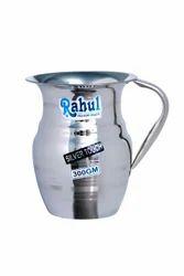 Rahul Silver 300Gm Stainless Steel Jug