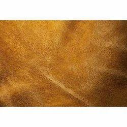 Semi Chrome Suede Waterproof Leather