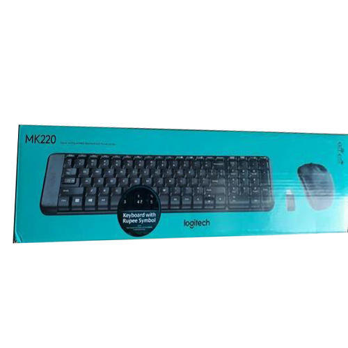 96c8938f8 Logitech Wireless Keyboard Mouse, MK 220, Rs 1200 /piece, Amit ...