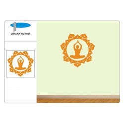 Dhyana Wall Decal