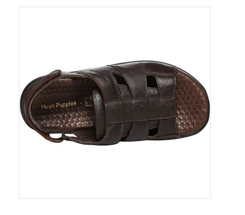 b062a814f Hush Puppies Brown Sandals For Men at Rs 2299  pair