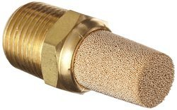 Sintered Bronze Silencer for Air Tools