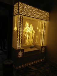 Decorative Corian Temple