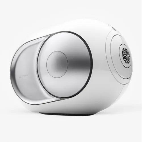 Devialet Silver Phantom Bluetooth / Wireless Speaker Implosive Sound