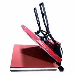 Clam-Shell Flat Press Machine 24x36 inches