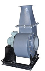PP/FRP Centrifugal Blower for Industrial, Model Name/Number: Dt-cb-3
