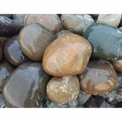 Natural Boulder Stones, Packaging Type: Sack Bag ,Thickness: 17 Mm