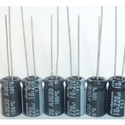 10V Rubycon Aluminum Electrolytic Capacitor