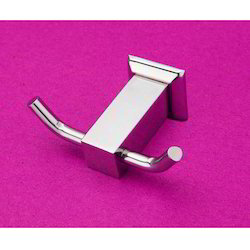 Stainless Steel Robe Hook, Size/Dimensions: 10 X 6 X 4 Cm