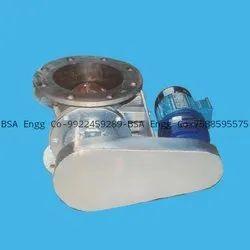 Round Rotary Air Lock Valve