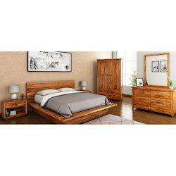 Wooden Bedroom Set in Jodhpur, लकड़ी के बेडरूम ...