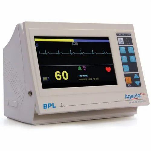BPL Agenta Plus Patient Monitor