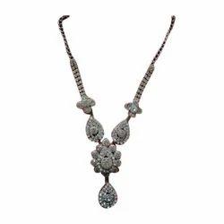 Trendy Diamond Necklace