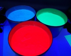 Fluorescent Ink