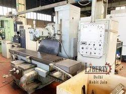 Tiger FMT Bed Milling Machine