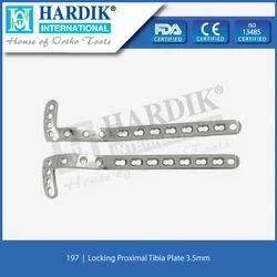 Locking Proximal Tibia Plate 3.5mm