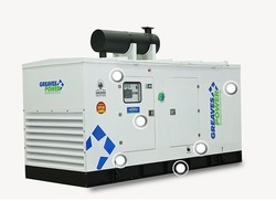 250 kVA Greaves Diesel Generator
