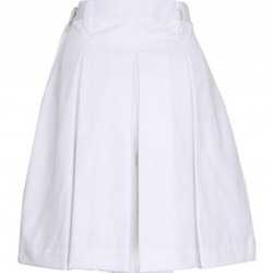 da7422f33 White Divided Skirt, Rs 382.5 /piece, Dial Uniforms | ID: 19465351688