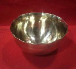 Golden Bell Metal Bowl