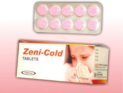 Tablets for Cough and Cold