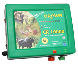 Solar Fence Energizer - CR10000