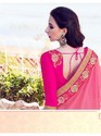 Fancy Border Georgette Saree