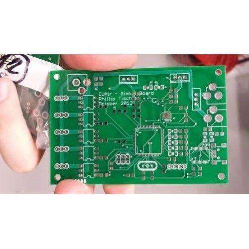 Stabilizer PCB Circuit Board, Resistors & Other Passive