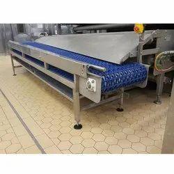Electric Food Handling Conveyor