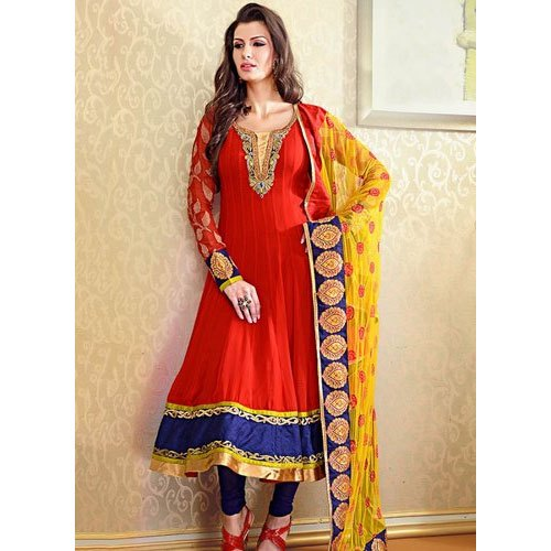Cotton Casual Ladies Designer Suits