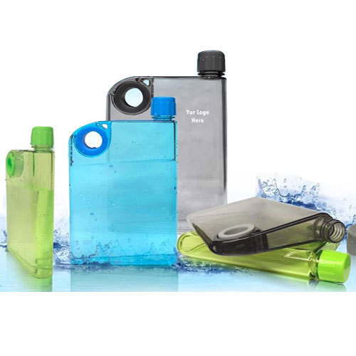 Mix A5 Memo Bottle With Finger Holder, Capacity: 420 Ml Approx