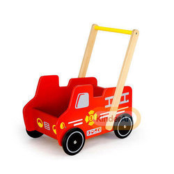 Dolls Buggy Fire Engine