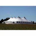 White Alpine Tent
