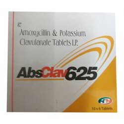 Absclav 625 Tablets