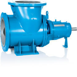 Axial Flow Pumps For Breweries