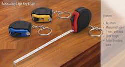 Promotional Measuring Tape Keychain