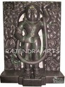 Black Marble Shreenath Ji Statues