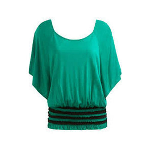 Cotton Casual Ladies Designer Top