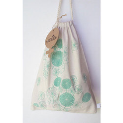 Cotton Drawstring Bag Pack
