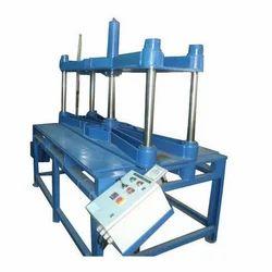Hydraulic 4 Pillar Press, Capacity: 30 Ton
