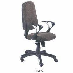 Medium Back Grey Cyber Chair