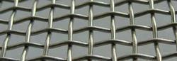 SS 304 & 316 PSW Double Crimped Wire Mesh, For Industrial