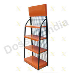 Metal Retail Display Racks