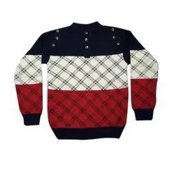 Boys Casual Wear Woolen Sweater
