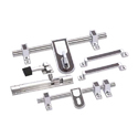 Designer Zinc Alloy Metal Mica Door Kit