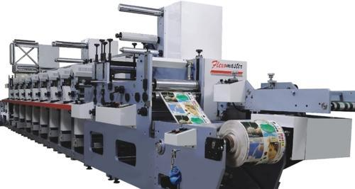 WEBTECH High Quality Flexo Printing Machine, Number Of Colors: Upto 12,  Model Name/Number: Labeltech X 340, Rs 5000000 /unit | ID: 14541006412
