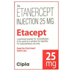 Etacept 25 Mg Injection