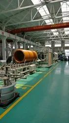 Double Wall Corrugate Pipe Plant