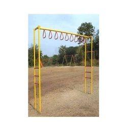 Swinging Loop Rung Ride