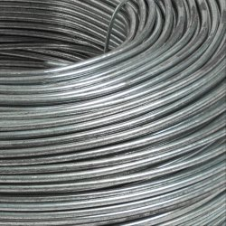 Hot Dipped Galvanized Iron Wire, 13 Gauge, 290 To 1200 Mpa